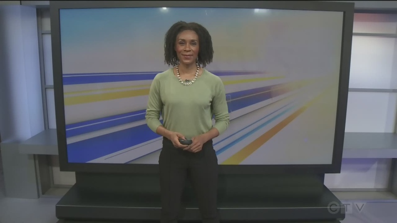 CTV Morning Live Weather Mar 02