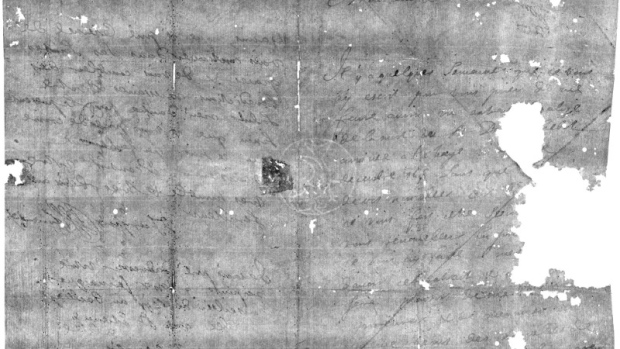 'Locked letter' sealed since 1697 has now been read, without even opening it