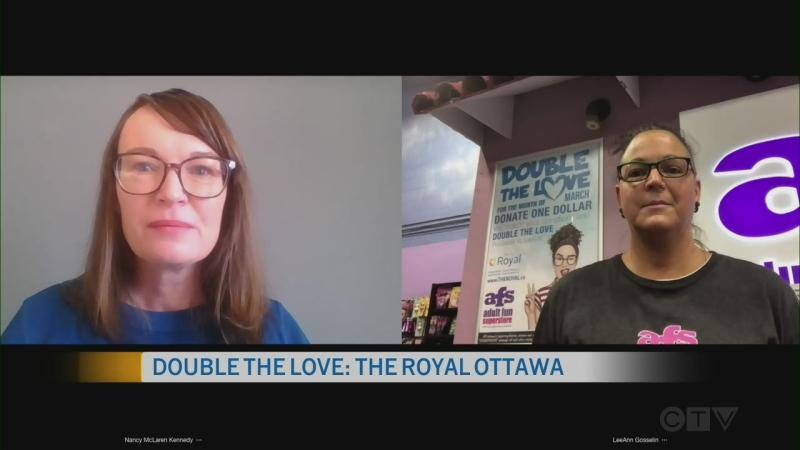 CTV Morning Live Nikita Mar 02