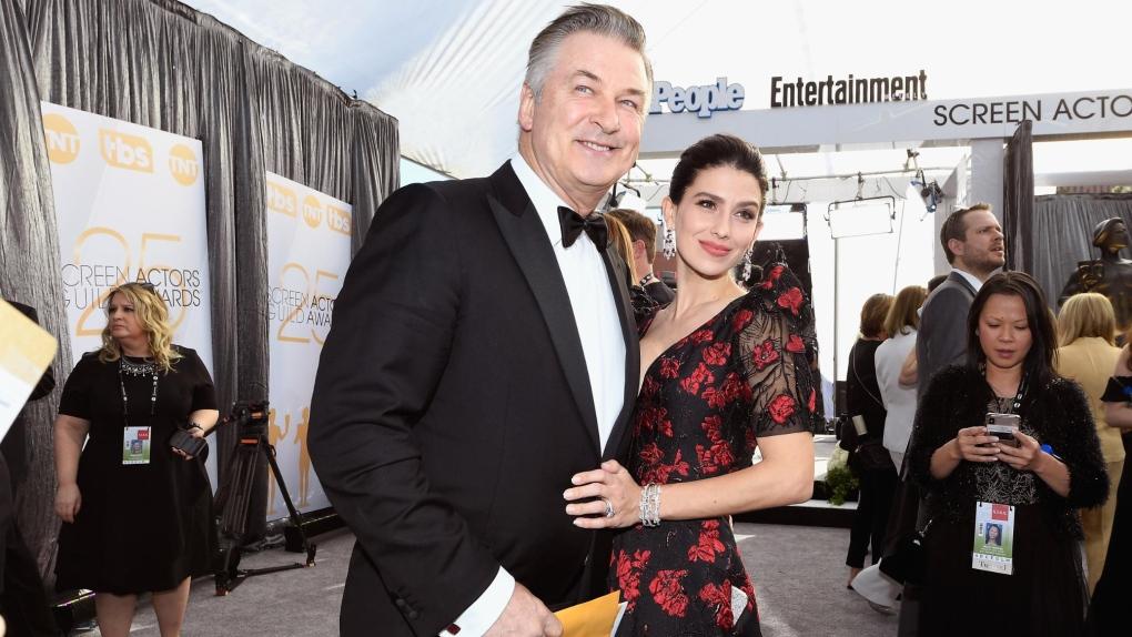 Hilaria and Alec Baldwin welcome new baby   CTV News