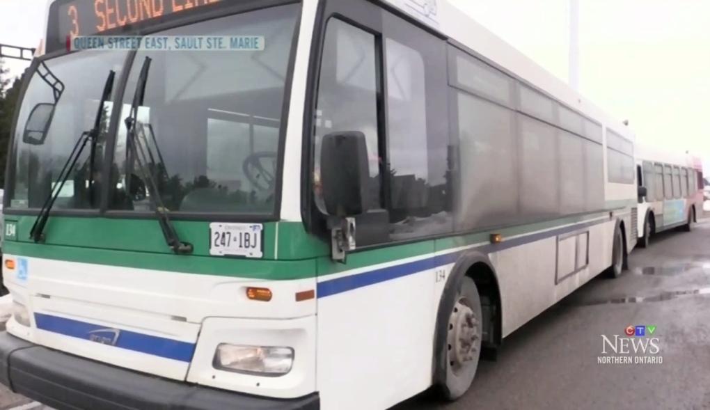 Sault transit funding