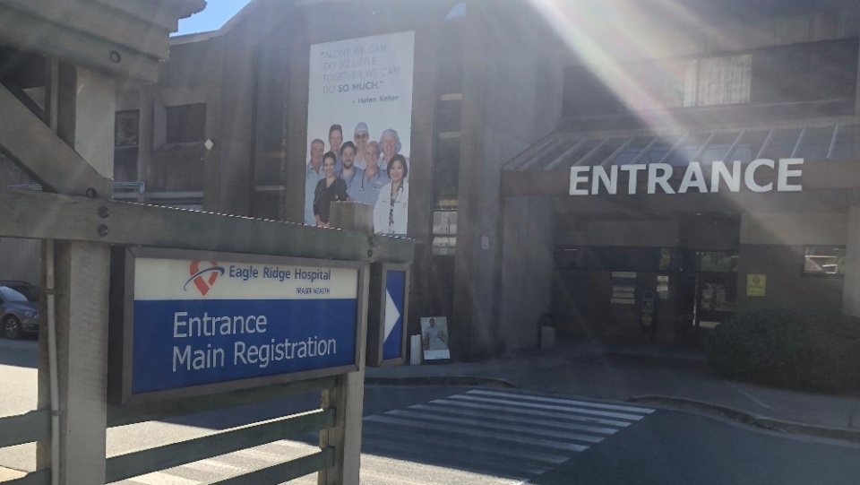 Eagle Ridge Hospital Port Moody
