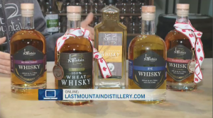 Last Mountain Distillery wins award