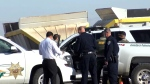 Scene of deadly crash in California