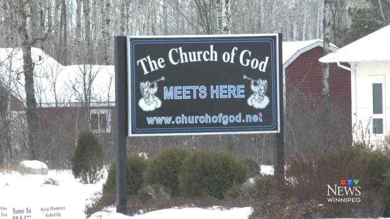 Manitoba church fined again