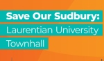 Sudbury NDP MPP Jamie West is hosting a town hall Wednesday to voice opposition to expected program and staffing cuts at Laurentian University. (Supplied)