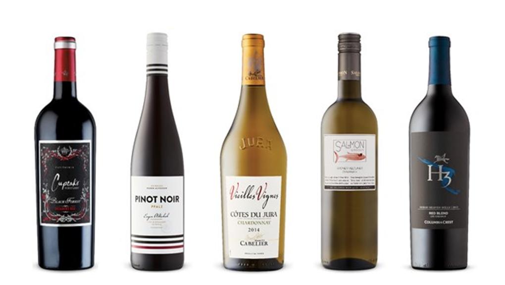 Natalie MacLean's Wines of the Week. Mar. 1, 2021
