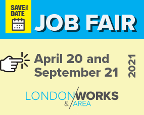 London and Area Works Job Fair 2021