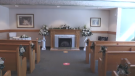 A revival is planned for the chapel inside of Kitchener City Hall.