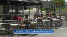 Guelph rolls back dining district