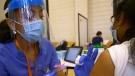 AstraZeneca vaccines arrive Wednesday