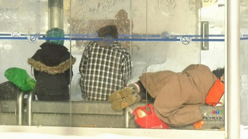 Manitoba puts $2.5M to help homeless in Winnipeg