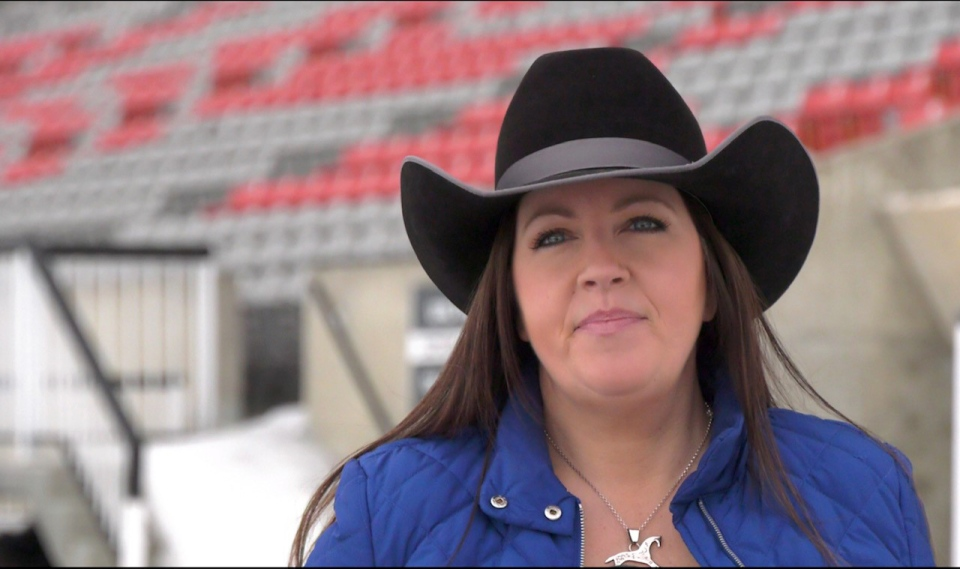 Calgary Stampede communications manager Kristina Barnes say they are planning for the best and safest possible Stampede for 2021.