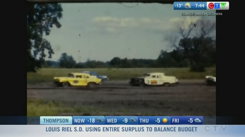 Home video spotlights '70s Portage la Prairie life