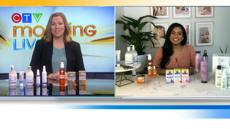 From aromatherapy to probiotics and supplements – we're getting advice on taking care of our skin from a beauty expert.