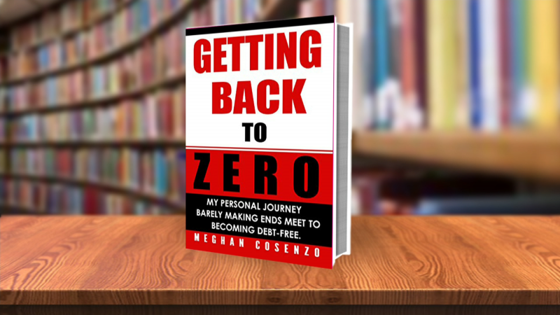 "We talk to local author Megan Constenzo about handling debt and ""Getting Back to Zero"""