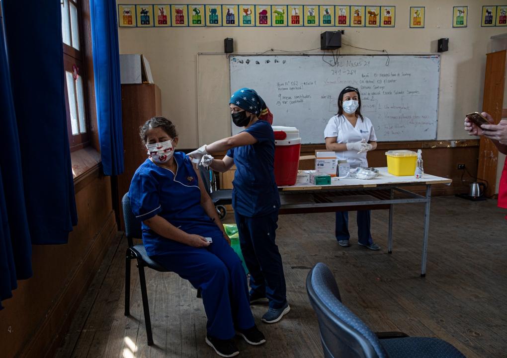 Chile Vaccine