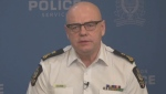 On Wednesday, Edmonton Police Service Chief Dale McFee reiterated remarks he made Tuesday about symbols of hate, in an attempt to clarify his position.