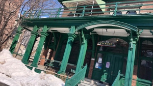 Fulford seniors' home in Montreal (photo: Billy Shields / CTV Montreal)