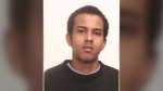 Police say Jama Roble, 30, of Ottawa, is wanted in relation to a shooting on Dalhousie Street last month. (Ottawa Police)
