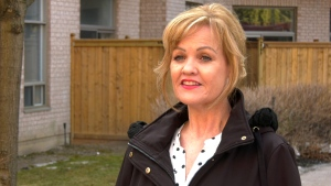 Susan Palmer said she is the latest victim in a fraud that has been ensnaring people for at least a month. (Jon Woodward)