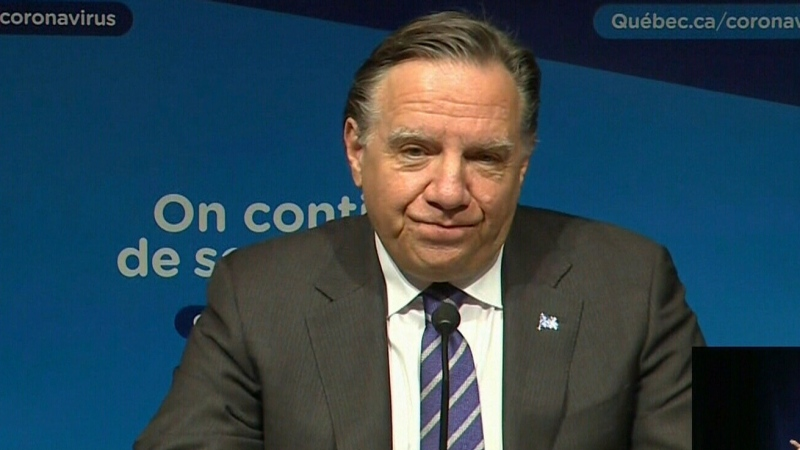 Quebec considering relaxed restrictions