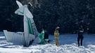 Man dead after plane crash in Gore