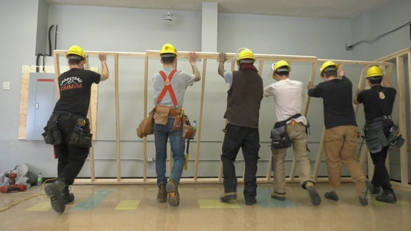 Electrician school gets on-the-job upgrade