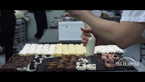 A still from the YEG 24 Series on The Art of Cake. (Source: YEG Video)