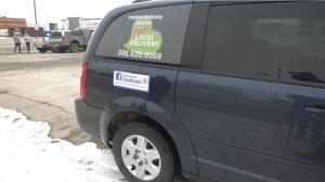 Yorkton Delivery Service aims to support local businesses (Hafsa Arif/CTV Yorkton)