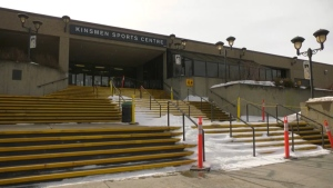 The Kinsmen Spots Centre will reopen to low intensity activities on Friday, March 5, 2021.