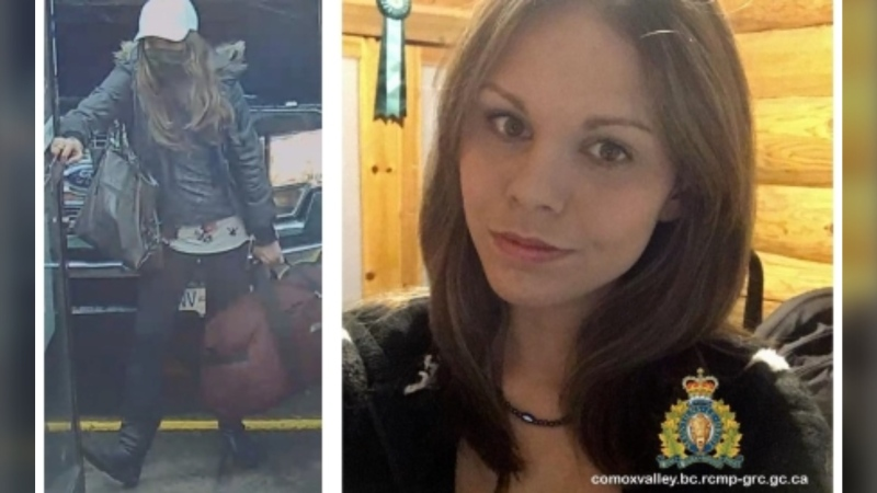 Comox Valley RCMP are looking for the public's assistance in locating 30-year-old Chelsea Harry, who hasn't been seen since Feb. 21. (Comox Valley RCMP)