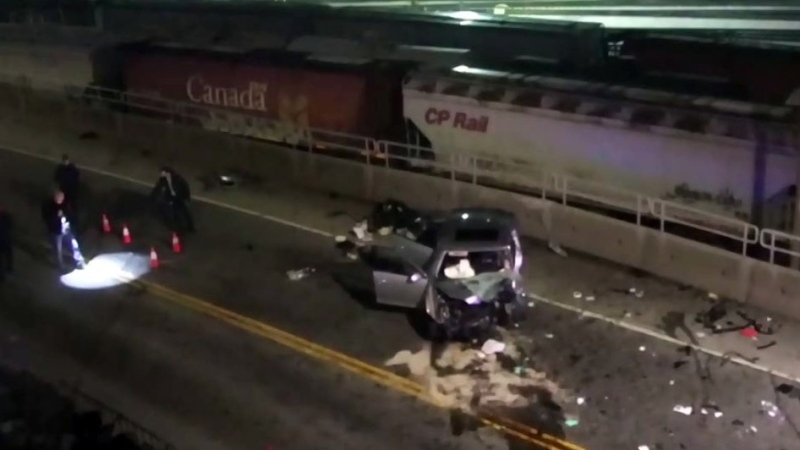 Police investigating alcohol as factor in crash