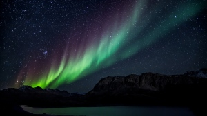 The northern lights are seen in this file photo. (Pexels)