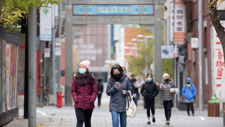 Anti-Asian incidents rose in Montreal 2020