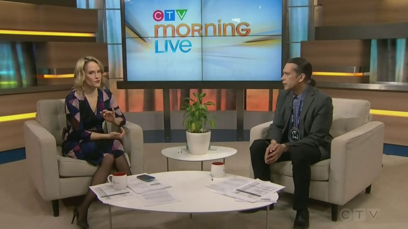Vaccine update, Portage Place plan: Morning Live