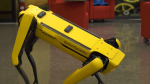The semi-autonomous robot dog, technology developed by Boston Dynamics, is being tested at the Shell Scotford Complex in Alberta to be used in situations too risky or redundant for human workers.