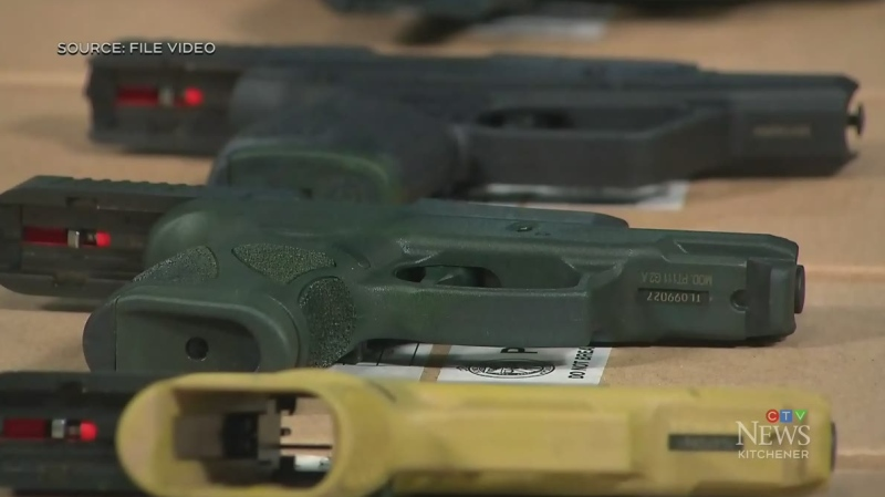 Municipal leaders meet about firearm legislation