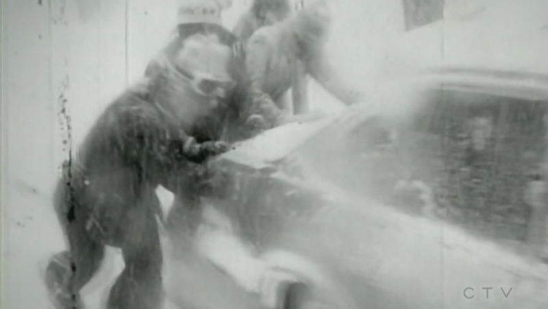 March 4, 1971: Blizzard batters Montreal
