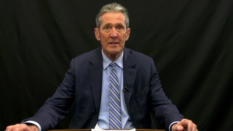 Pallister: 'We are losing people'