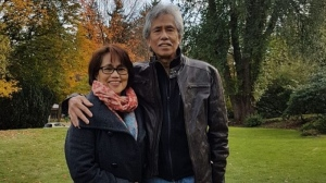 Family members have identified the victim of Tuesday night's crash in North Vancouver as Marcelina Perdido Agulay, left, a community organizer who fought to protect the rights of immigrants and migrant workers. (GoFundMe)
