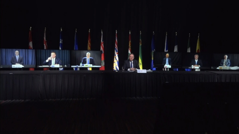 Premiers want increased health-care funding