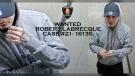 Surveillance photo of Robert Labrecque. (courtesy Windsor Police Service)