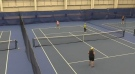 NS's new state-of-the-art tennis facility