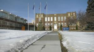Concordia University in Edmonton.