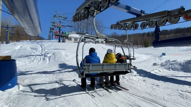 Quebec March Break: Some still travelling