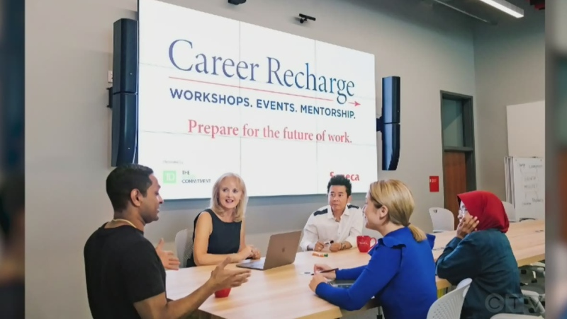 Learning how to recharge your career