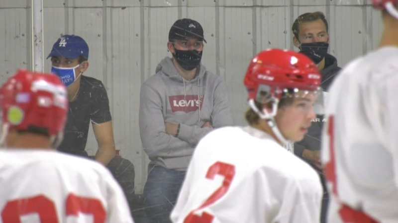 SJHL players in limbo