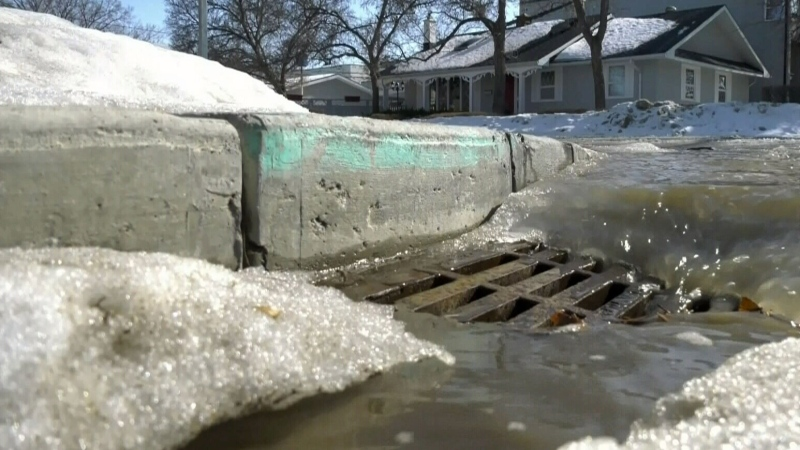 Winter warm up brings water worries