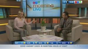 Restrictions eased, Variant concerns: Morning Live